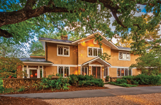 Coker House in Chapel Hill